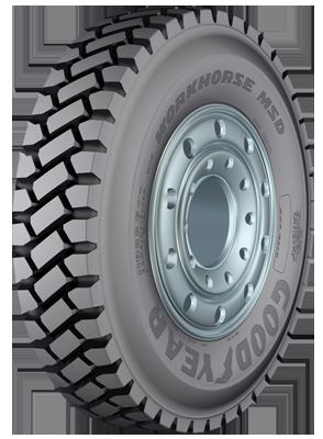 Workhorse MSD Tires